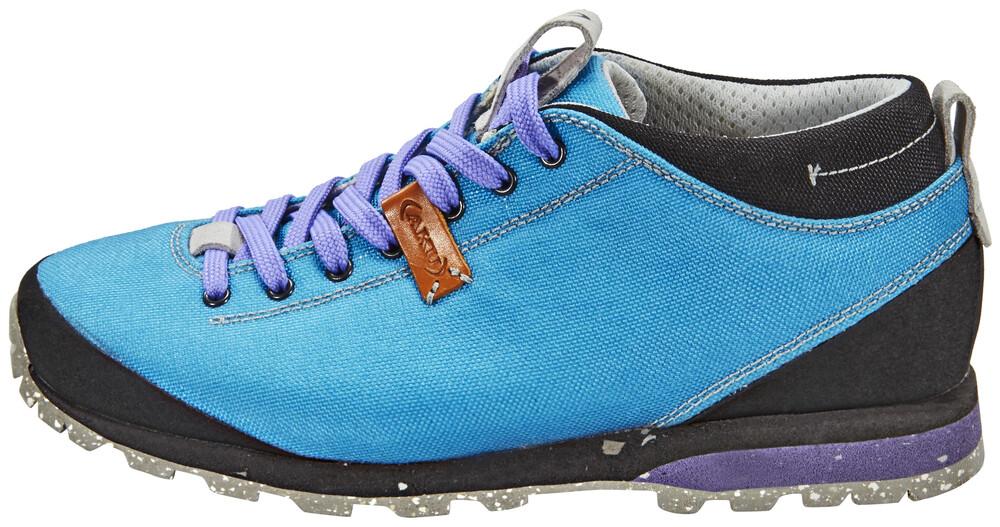 AKU Bellamont Air Shoes Women Turquoise/Lilac Größe 37 2017 Schuhe qblBD7xJ4m